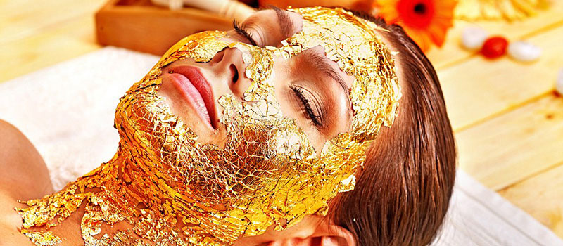 golden spa therapy