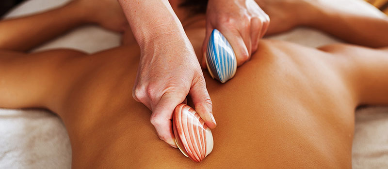 hotshell massage
